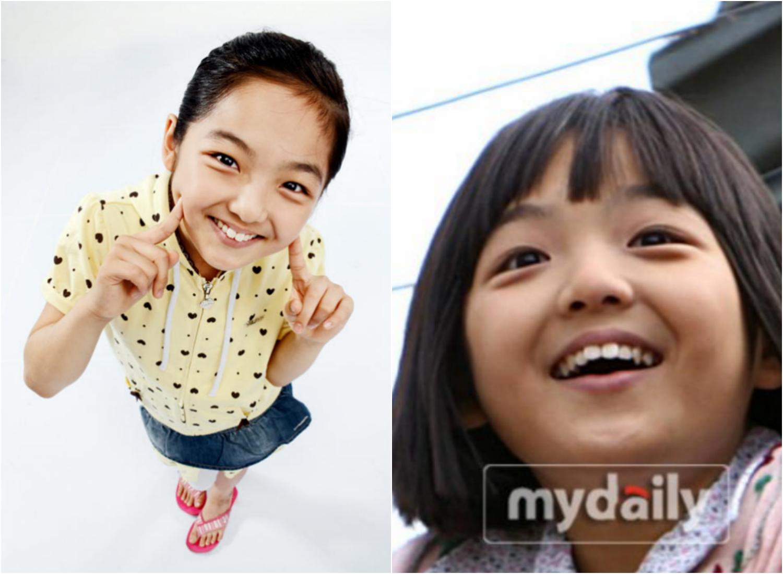 Bạn có còn nhớ cô nhóc Seo Shin Ae nhí nhảnh trong