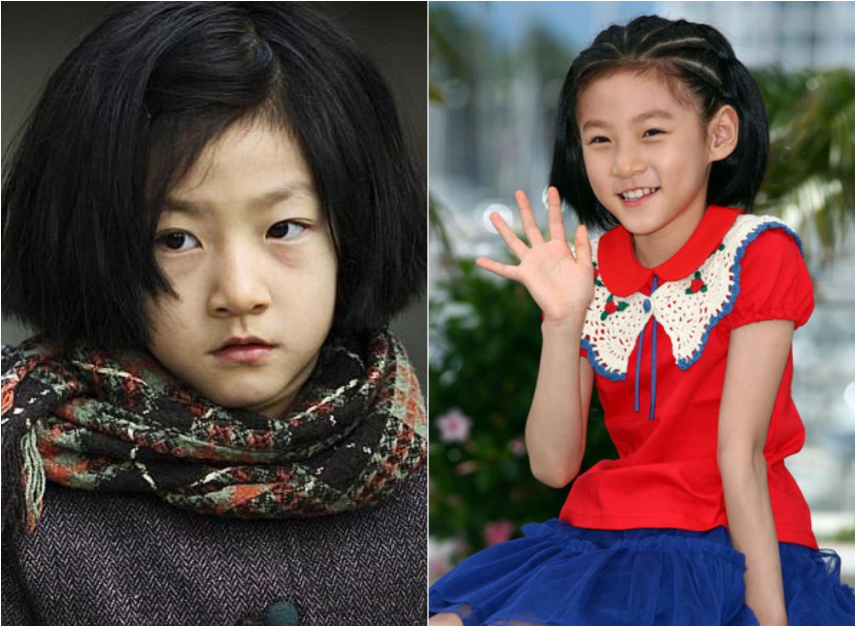 Kim Sae Ron nổi tiếng từ bé với khả năng diễn xuất đầy mong đợi. Xưa kia người ta biết đến Kim Sae Ron với hình ảnh cô nhóc gầy còm, lại sở hữu gương mặt ấn tượng