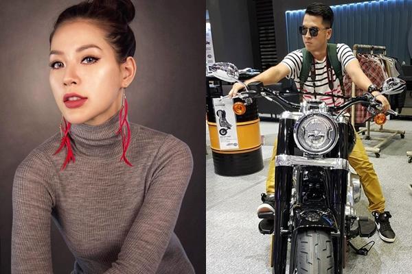 Alex Huỳnh nhận xét bạn gái mang nhiều nét giống Chi Pu.