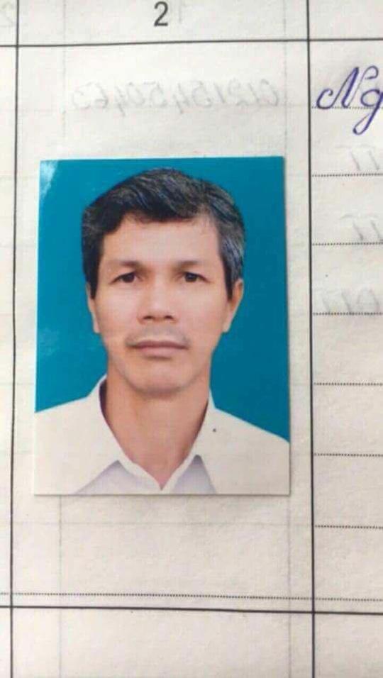 Ông Nguyễn Anh Lân đã được tìm thấy sau nhiều ngày mất tích