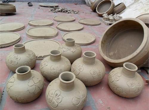 Làng gốm Hương Canh