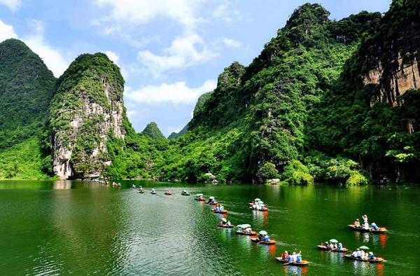 4. Tràng An – Ninh Bình