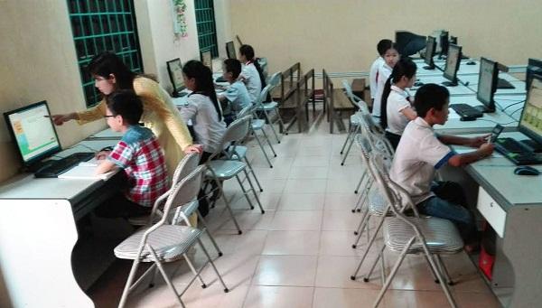Những buổi bồi dưỡng học sinh giỏi tận tụy, gần gũi của cô Phương và học trò