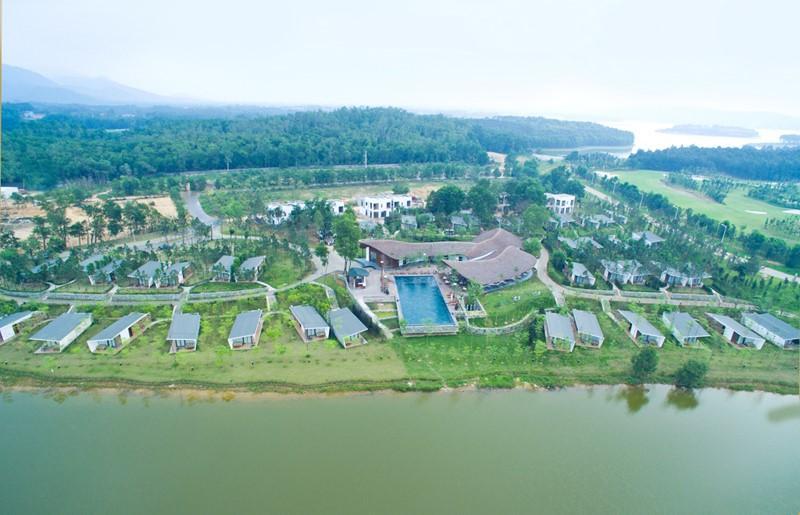 Khu nghỉ dưỡng Đại Lải là điểm đến lý tưởng của du khách.