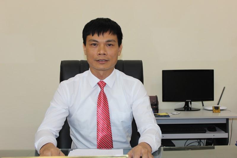 Ông Lý Văn Lương, Chủ tịch UBND xã Ngọc Thanh, thị xã Phúc Yên.