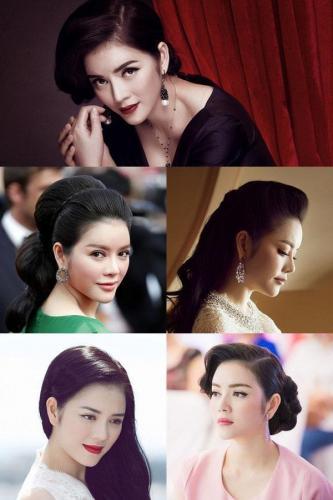 Nét đẹp thanh tú của Công nương Diana Việt Nam. (Nguồn: yeah1.com)