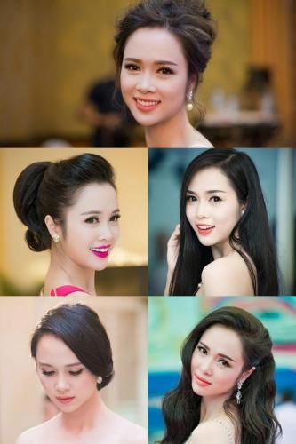 Nữ diễn viên phim Lôi Báo có một vẻ đẹp ngọt ngào, rạng rỡ. (Nguồn: vietnamnet)