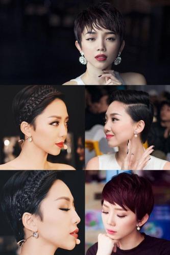 Nhan sắc xinh đẹp của nữ ca sĩ Vũ điệu cồng chiêng. (Nguồn: Internet)