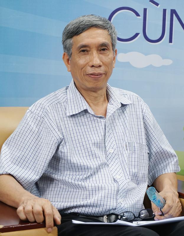 TS Từ Ngữ, Tổng thư ký hội Dinh dưỡng Việt Nam