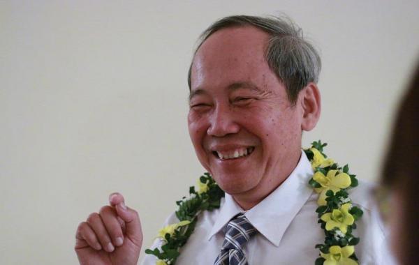 Thầy Lê Đức Dũng, Hiệu trưởng Trường Tiểu học Xuân Đường, tỉnh Đồng Nai