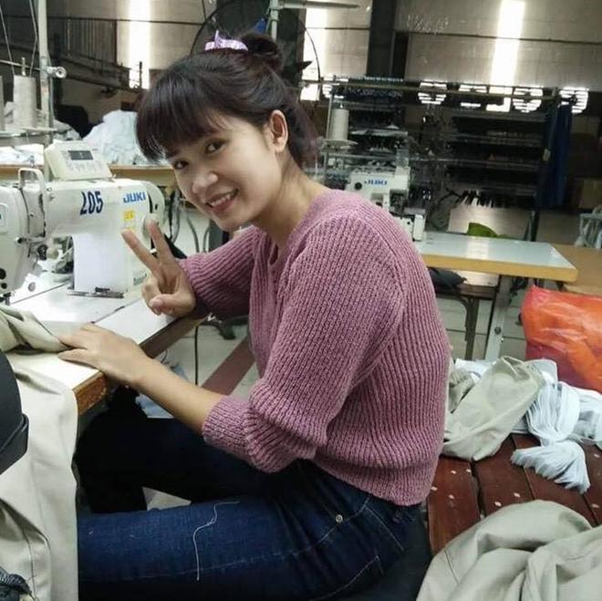 Chị Hoa sau 30 năm xa mẹ giờ đã trưởng thành và hạnh phúc.