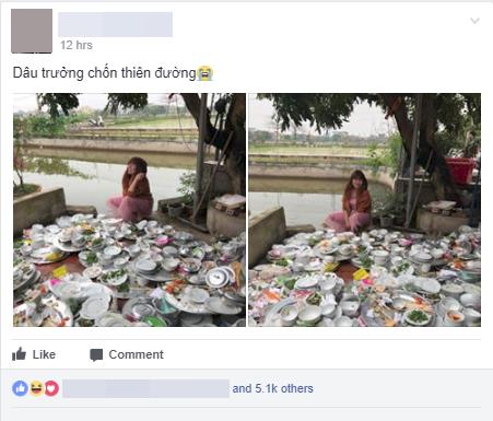 Đoạn chia sẻ trên mạng xã hội khiến nhiều người xôn xao. Ảnh chụp màn hình