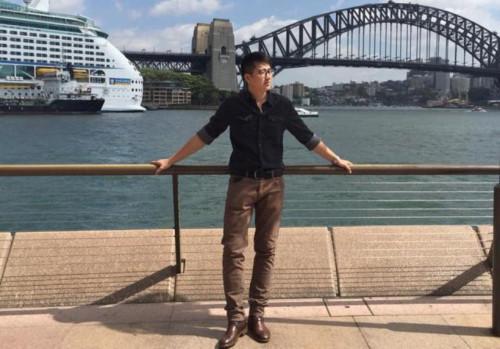 Lê Đức Anh - cựu sinh viên Khoa Quốc tế, ĐH Thái Nguyên