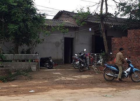 Ngôi nhà nơi xảy ra vụ án thương tâm