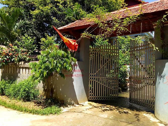 Chia sẻ với Kiến Thức, chị Quỳnh Lan cho biết, căn nhà cấp 4 gia dình chị đang sống được xây dựng vào năm 2016.