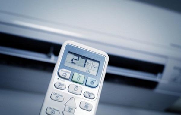 Khi phòng đã mát, nên duy trì nhiệt độ 26-28 độ C.