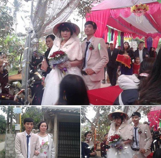 Đám cưới của cặp đôi Ngọc Đức (25 tuổi, ở Thanh Hóa) và cô dâu Phương Ngọc (38 tuổi, ở Hà Nội) cũng gây xôn xao dư luận vì cách biệt rất lớn về tuổi tác.