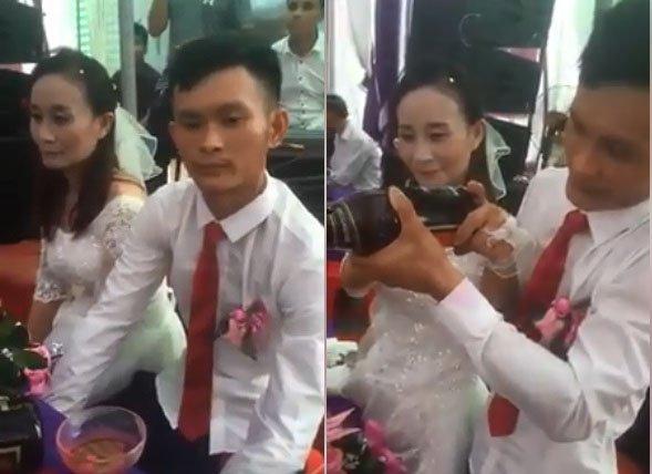 Đám cưới giữa chú rể 28 tuổi và cô dâu 48 tuổi ở Nam Định đang gây xôn xao dư luận.