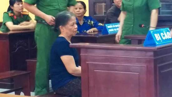 Tòa án tỉnh Thanh Hóa tuyên phạt bà Xuân 13 năm tù