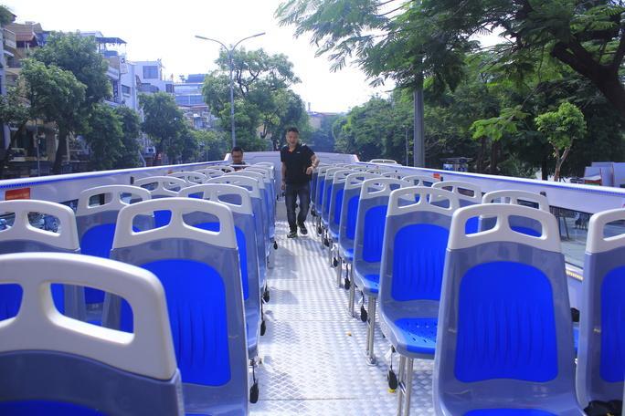 Xe có nhiều loại vé linh hoạt cho hành khách lựa chọn như vé trong ngày 4h (300 nghìn đồng), vé 24h (450 nghìn đồng) và vé 48h (giá 650 nghìn đồng).