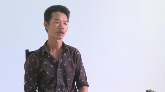 Nghi phạm Nguyễn Văn Bình được cho là giúp đỡ đối tượng dùng súng AK bắn người tình ở Đắk Lắk bỏ trốn. Ảnh: VTC News