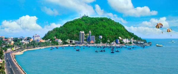 Vũng Tàu là một trong những nơi có nhiều địa điểm du lịch hấp dẫn. (Nguồn: ivivu.com)