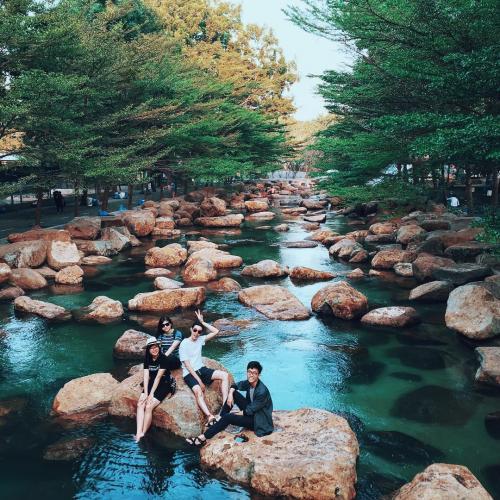 Giải nhiệt với khu sinh thái Thủy Châu. (Nguồn: omyl.pham)