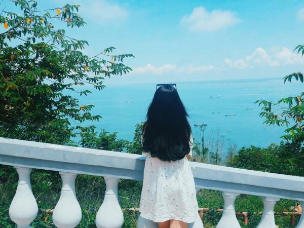 Biển Vũng Tàu từ lâu đã được lòng du khách. (Nguồn: yiniiesu)