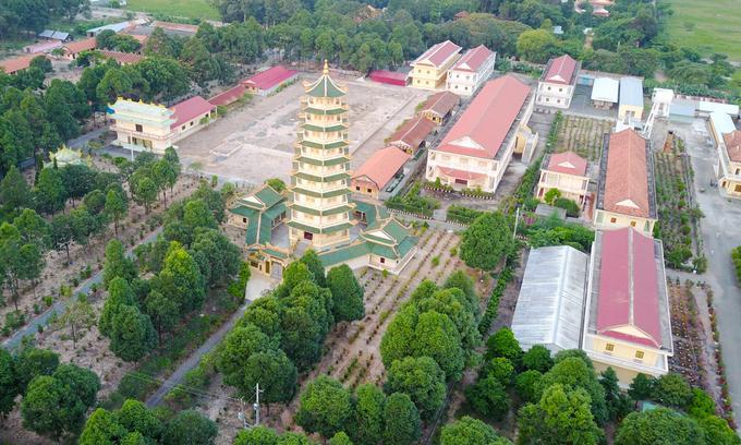 Bà Rịa-Vũng Tàu: Ngôi chùa rộng lớn có nhiều tượng phật nhất Việt Nam