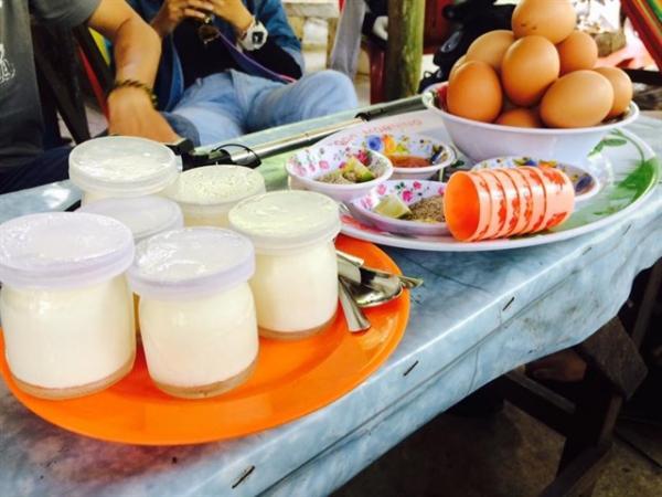 Sữa chua cô Tiên. (Nguồn: Chung Bảo Ngân)