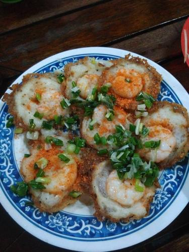 Bánh khọt Vũng Tàu. (Nguồn: Phuong Nguyen)