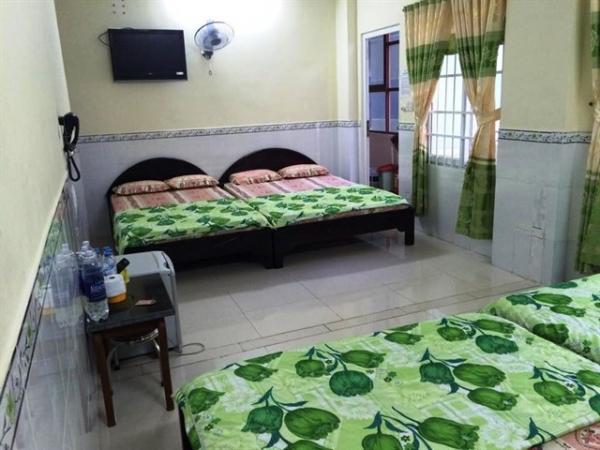 Nhà nghỉ Phố Châu. (Nguồn: diadiemanuong.com)