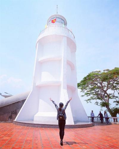 Ngọn Hải Đăng Vũng Tàu. (Nguồn: nht.phuongpham)