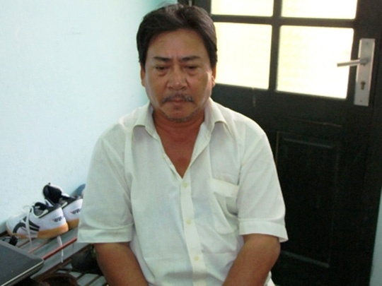 Chân dung kẻ dâm ô trẻ em Nguyễn Ngọc Hiển. Ảnh:Người lao động