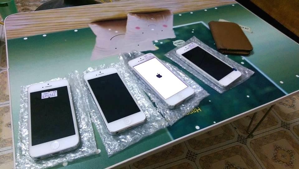Người dùng cần tỉnh táo, không nên ham rẻ mà mua những chiếc iPhone lock vào lúc này. Ảnh: Trọng Đạt