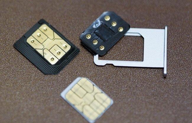 SIM ghép là một bảng mạch dùng để đánh lừa hệ thống của Apple nhằm kích hoạt những chiếc iPhone lock.