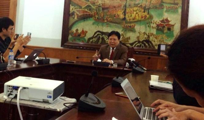 Thứ trưởng Vương Duy Biên cho rằng lỗi lớn ở BTC, còn Ngân Anh không đáng bị