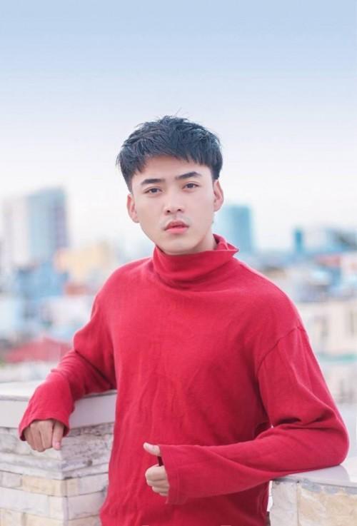 DIễn viên trẻ Thiên Lộc.