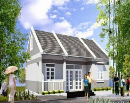 Để sở hữu những căn nhà chi phí thấp thế này bạn phải tính toán và cân nhắc cẩn thận từ khâu xây dựng đến lựa chọn vật liệu phù hợp.