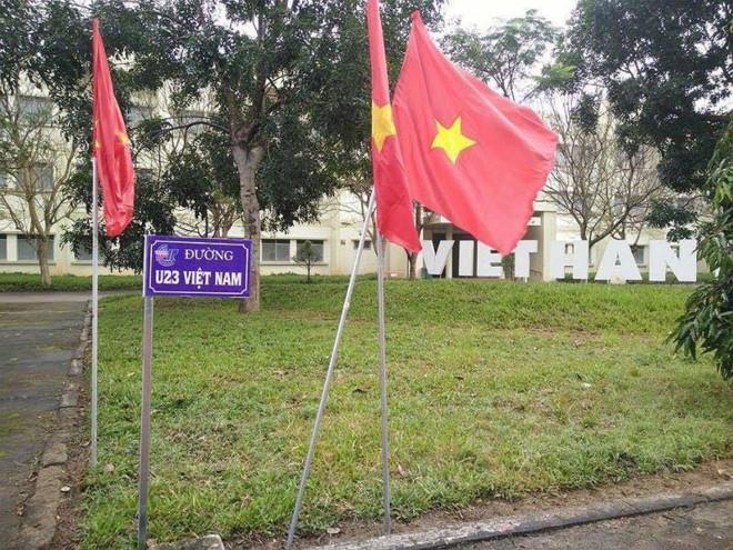 Và đường U23 Việt Nam...