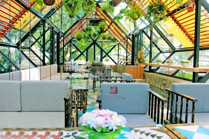 Tọa lạc tại số 6 Hạ Long, phường 12, thành phố Vũng Tàu, La Vie en Rose coffee & Spa hiện đang là một điểm đến lý tưởng.