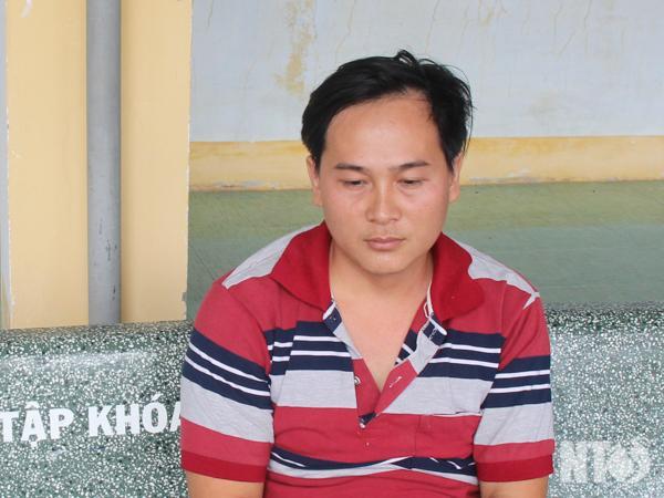Đối tượng Hồ Nguyệt Bùi Thanh Tâm từng bị CQĐT Công an Tp. Phan Rang – Tháp Chàm  tạm giữ và phạt hành chính về hành vi vận chuyển thuốc lá điếu nhập lậu vào tháng 5/2018.