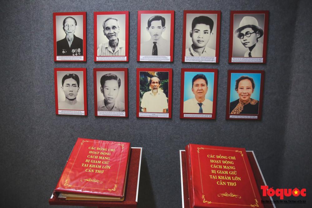 Trong quá trình đấu tranh cách mạng giành độc lập tự do cho dân tộc, nhiều cán bộ, chiến sĩ cộng sản và đồng bào yêu nước ở Cần Thơ và các tỉnh lân cận bị bắt và giam cầm trong nhà tù này.