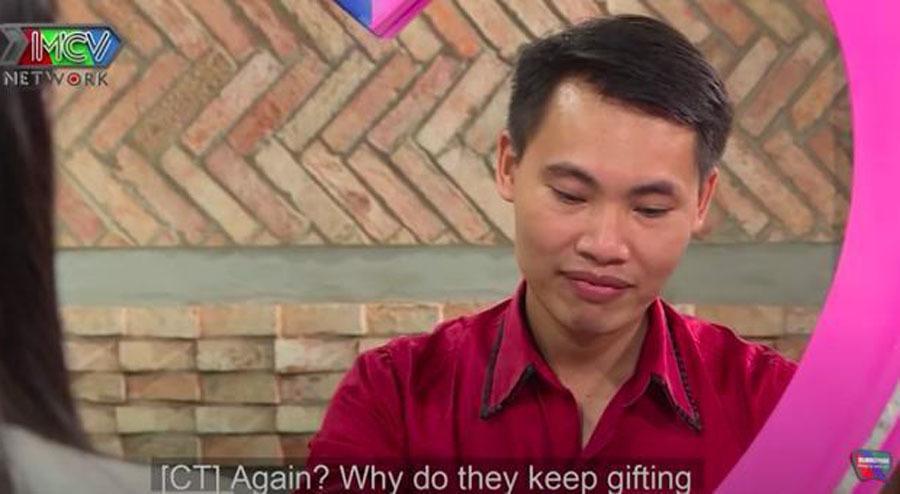 Chàng trai Văn Cảnh