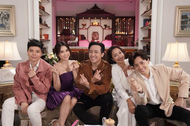Trịnh Thăng Bình - Sam - Trấn Thành - Ốc Thanh Vân - Ngô Kiến Huy.