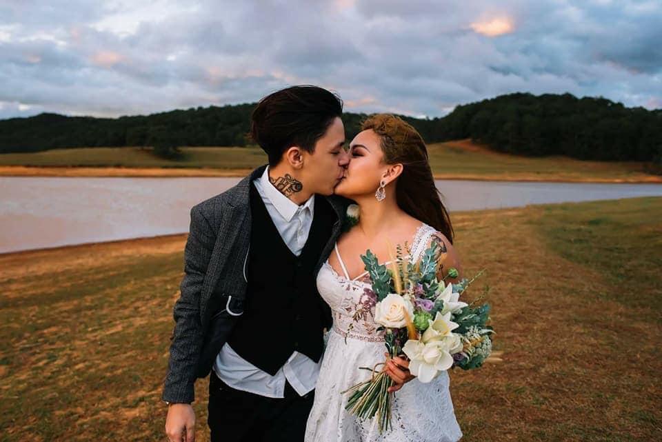 Cả 2 kết hôn năm 2018.