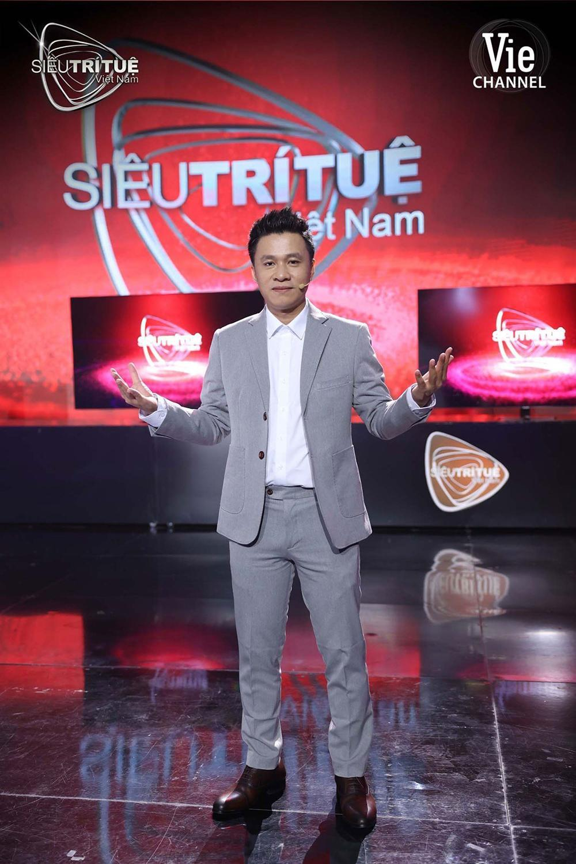 Dương Anh Vũ - cố vấn khoa học chương trình Siêu trí tuệ Việt Nam mùa 2