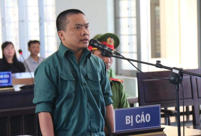 Nguyễn Duy Hiển khai thực hiện hành vi theo sự chỉ đạo của cấp trên. Ảnh: Tuấn Kiệt.