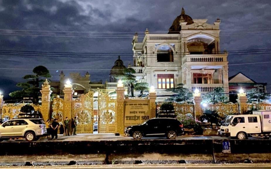 Công an thị xã Phú Mỹ, tỉnh Bà Rịa- Vũng Tàu vẫn đang tiếp tục điều tra làm rõ vụ án cho vay nặng lãi trong giao dịch dân sự và rửa tiền xảy ra trên địa bàn.