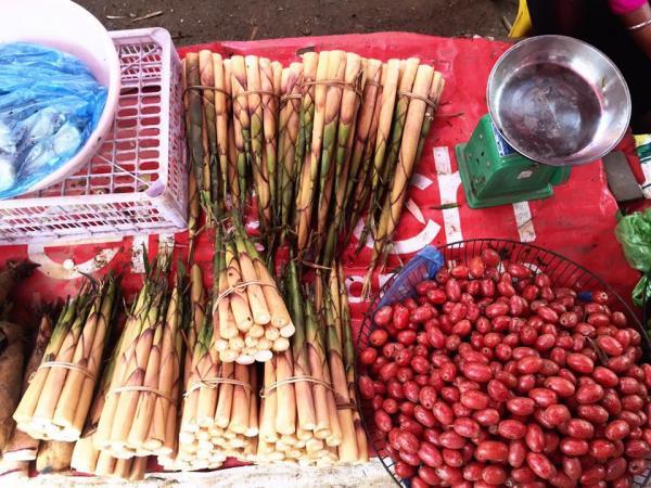 Măng sặt có thể dễ dàng tìm kiếm tại các khu chợ Yên Bái